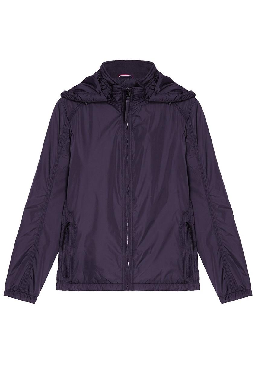 ZASPORT Синяя куртка с капюшоном rnt23 темно синяя вельветовая куртка