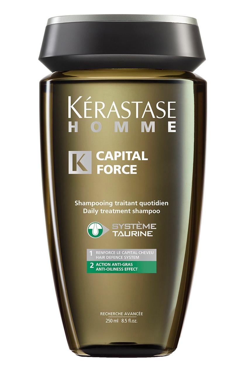Шампунь-Ванна Capital Force для жирных волос, 250 ml