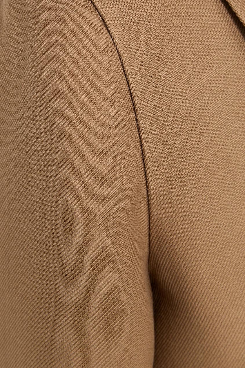 I Am  Studio Двубортное пальто из шерсти dimma fashion studio пальто элфин серый