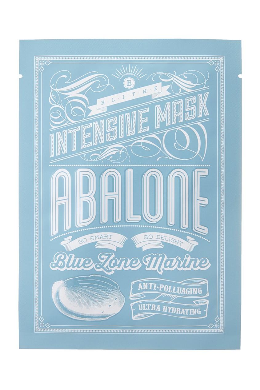 BLITHE Набор интенсивных увлажняющих тканевых масок Моллюск (8 шт), 200 g blithe маска тканевая интенсивная увлажняющая моллюск 25 г