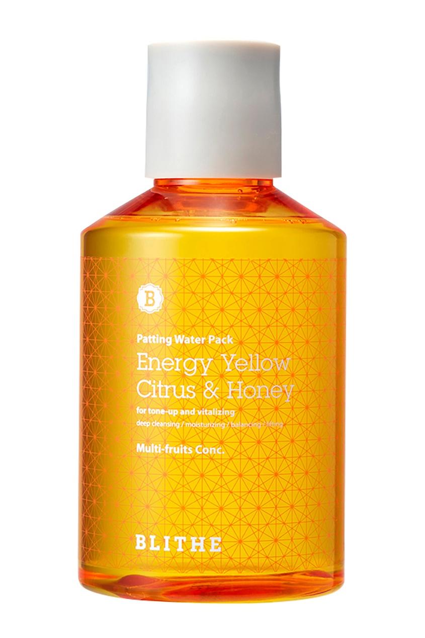 BLITHE Сплэш-маска для сияния «Энергия Цитрус и мед», 200 ml blithe energy yellow citrus and honey сплэш маска для сияния энергия цитрус и мед 200 мл