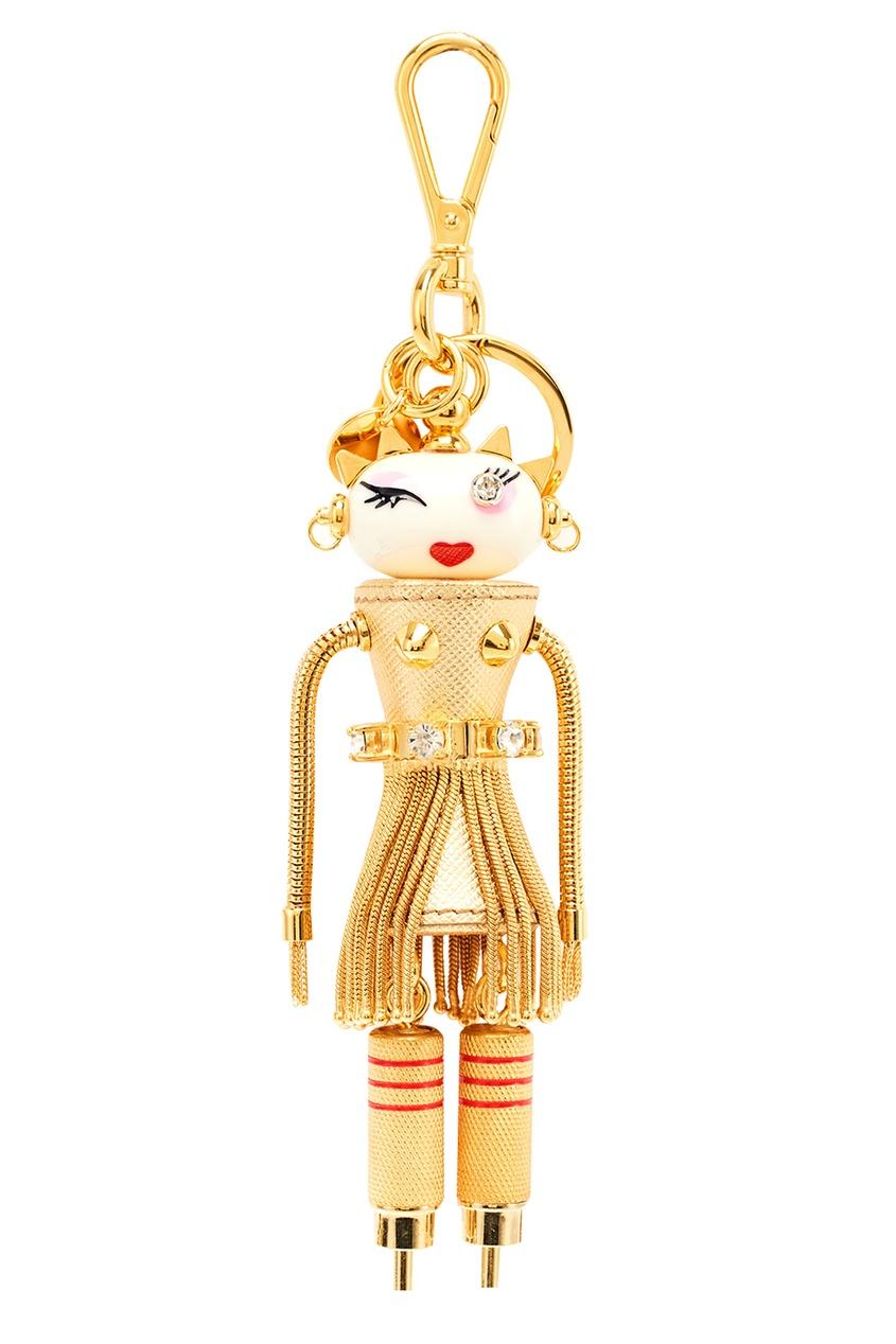 Prada Брелок для ключей Dalila billionaire брелок для ключей