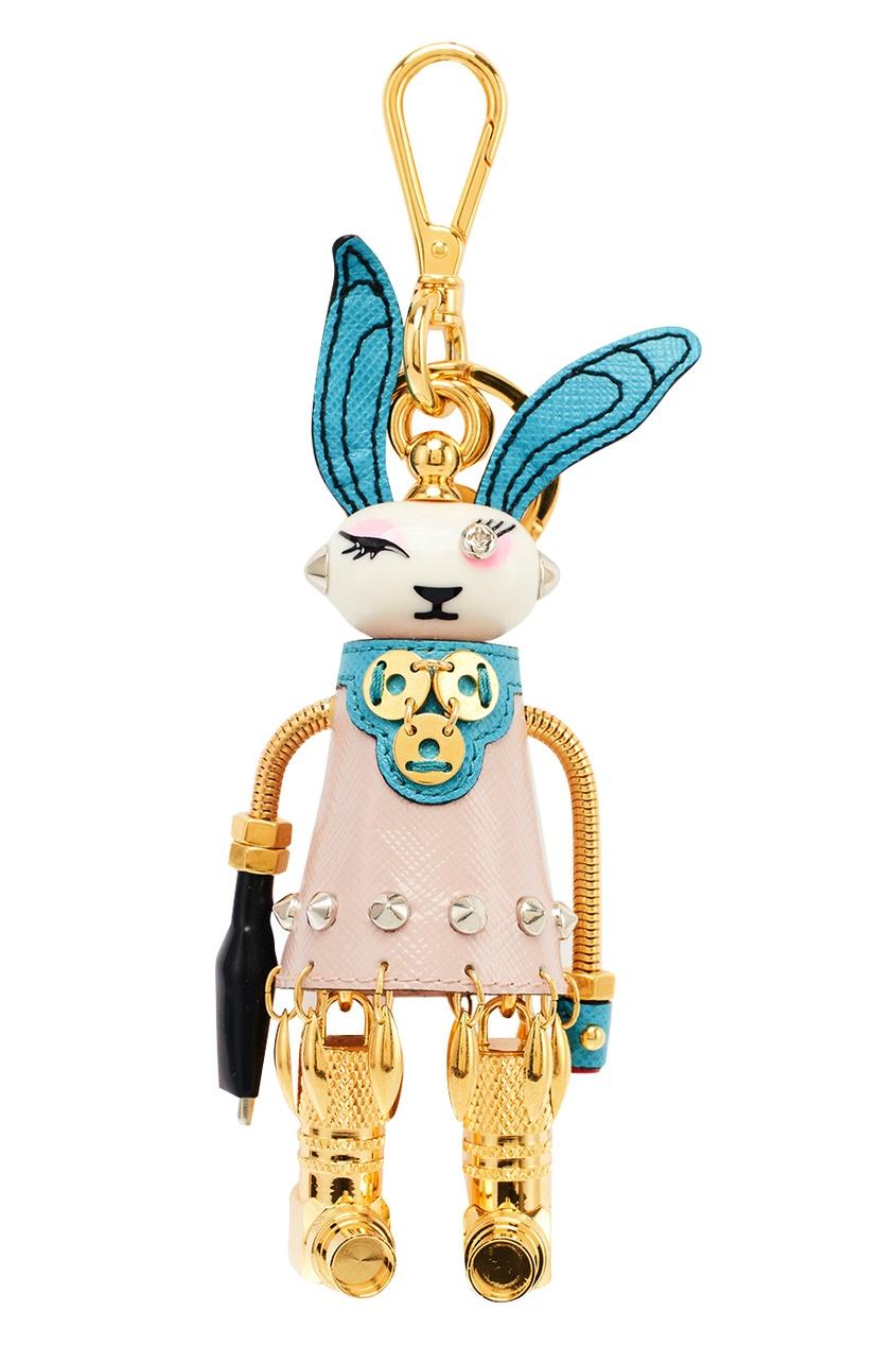 Prada Брелок для ключей Lola billionaire брелок для ключей