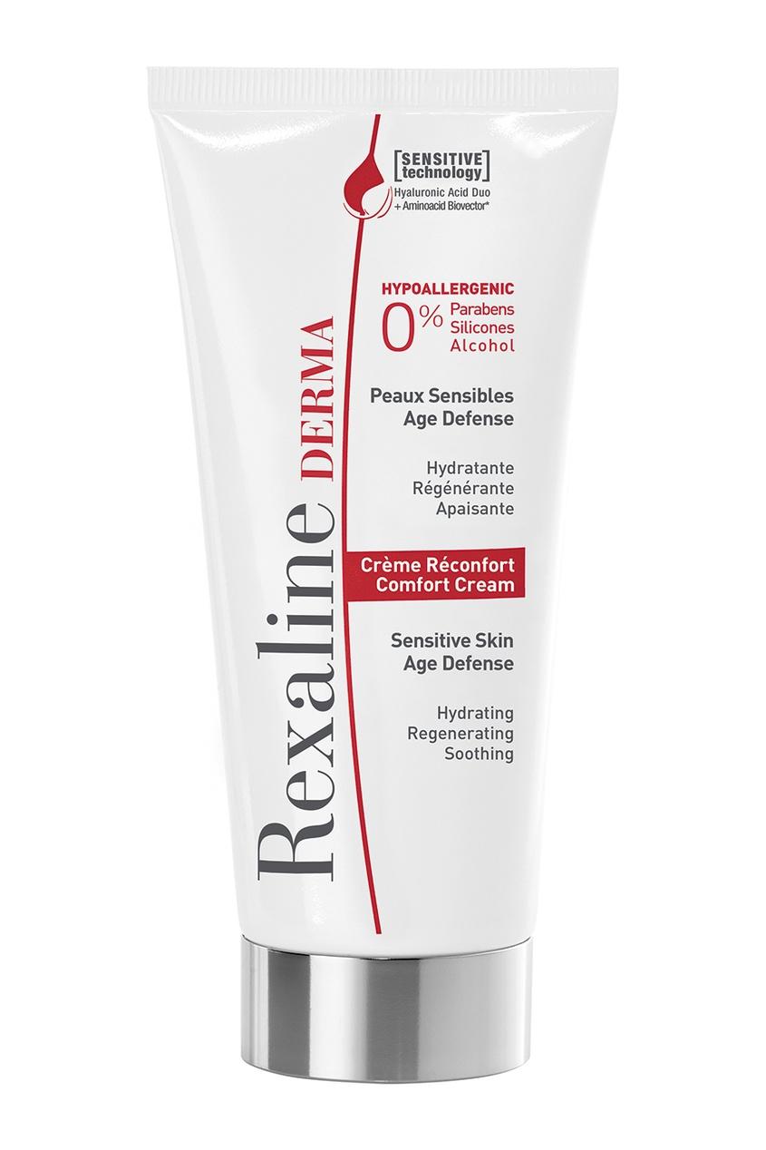 Rexaline Крем омолаживающий для чувствительной кожи лица, 50 ml натура биссе nb в фармацевтический толерантности восстанавливающий крем