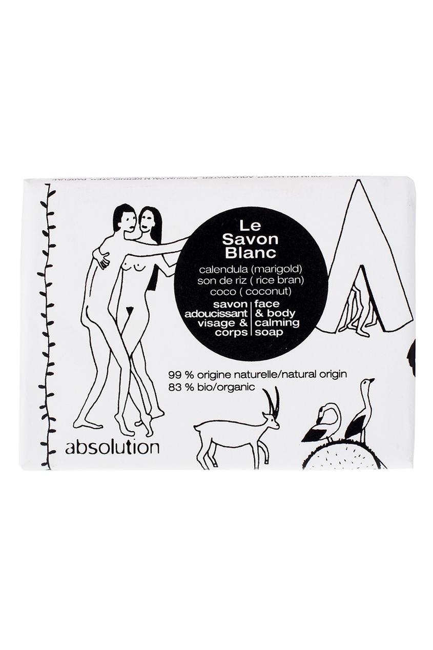 Мыло для лица и тела Le Savon Blanc