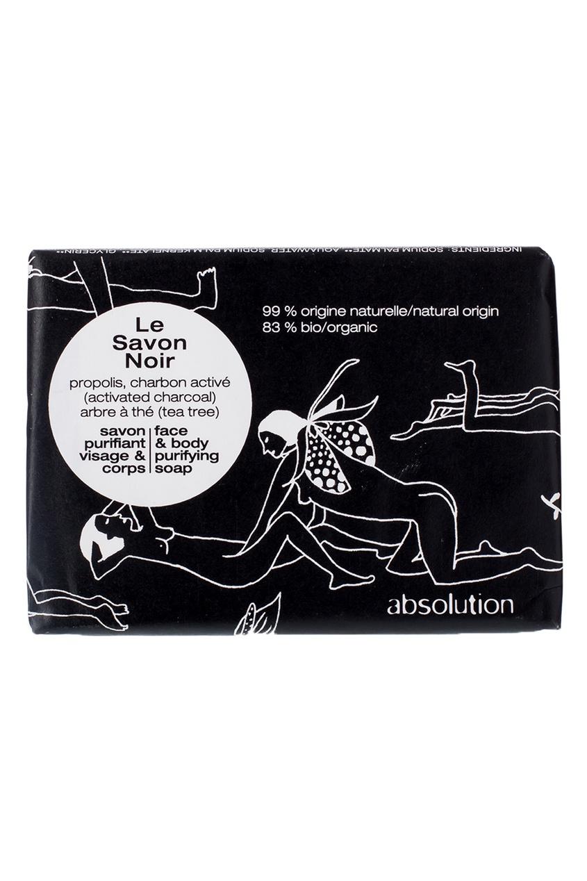 Absolution Мыло для лица и тела Le Savon Noir stendhal le rouge et le noir красное и черное роман на франц яз