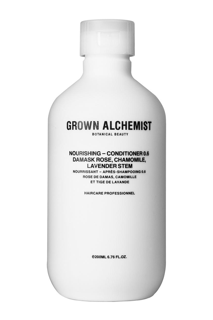 Grown Alchemist Питательный кондиционер, 200 ml anju beaute кондиционер питательный масло ши питание блеск разбор колтунов 0 25