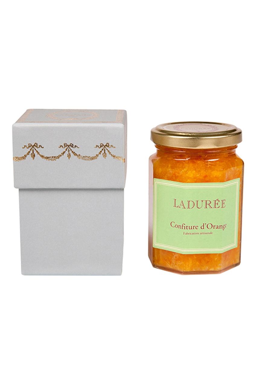 Ladurée Апельсиновый джем, 230 g ladurée конфитюр из жасмина 240г
