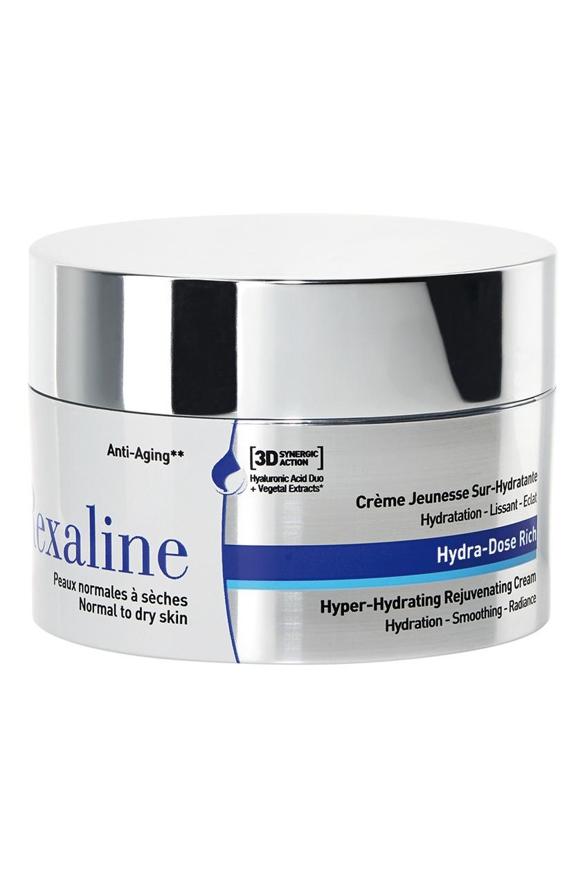 Rexaline Суперувлажняющий обогащенный крем для молодости кожи, 50 ml eanvie суперувлажняющий крем желе