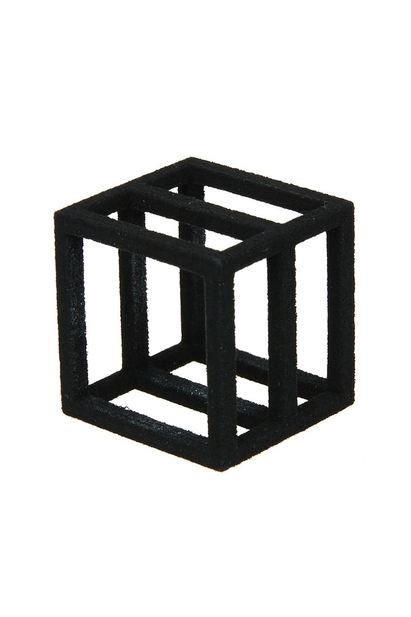 Belki Rings Черное кольцо Three