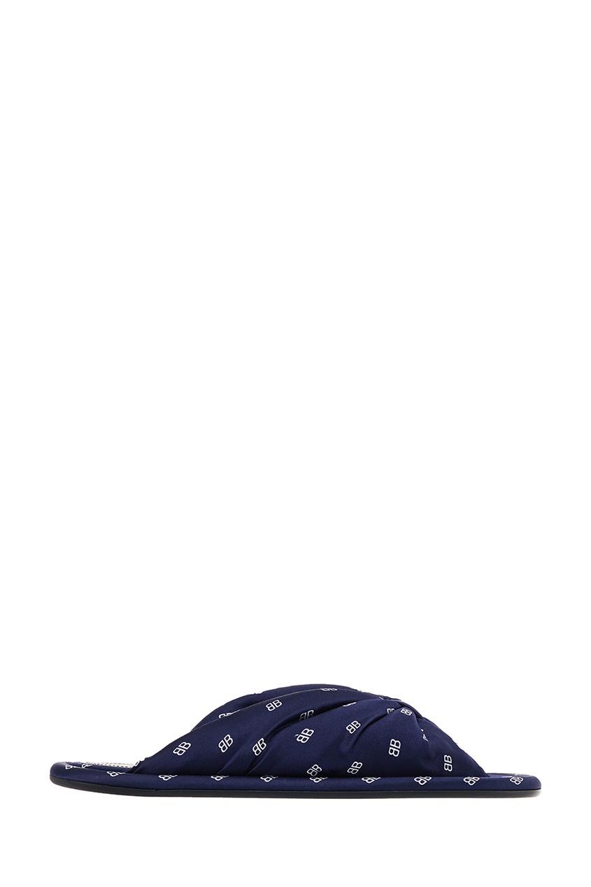 Balenciaga Сандалии из шелкового атласа betmar vintage тюрбан из атласа 60е