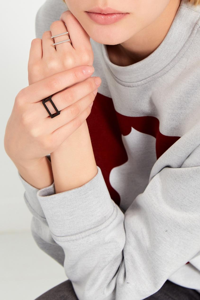 Belki Rings Серебряное кольцо Two