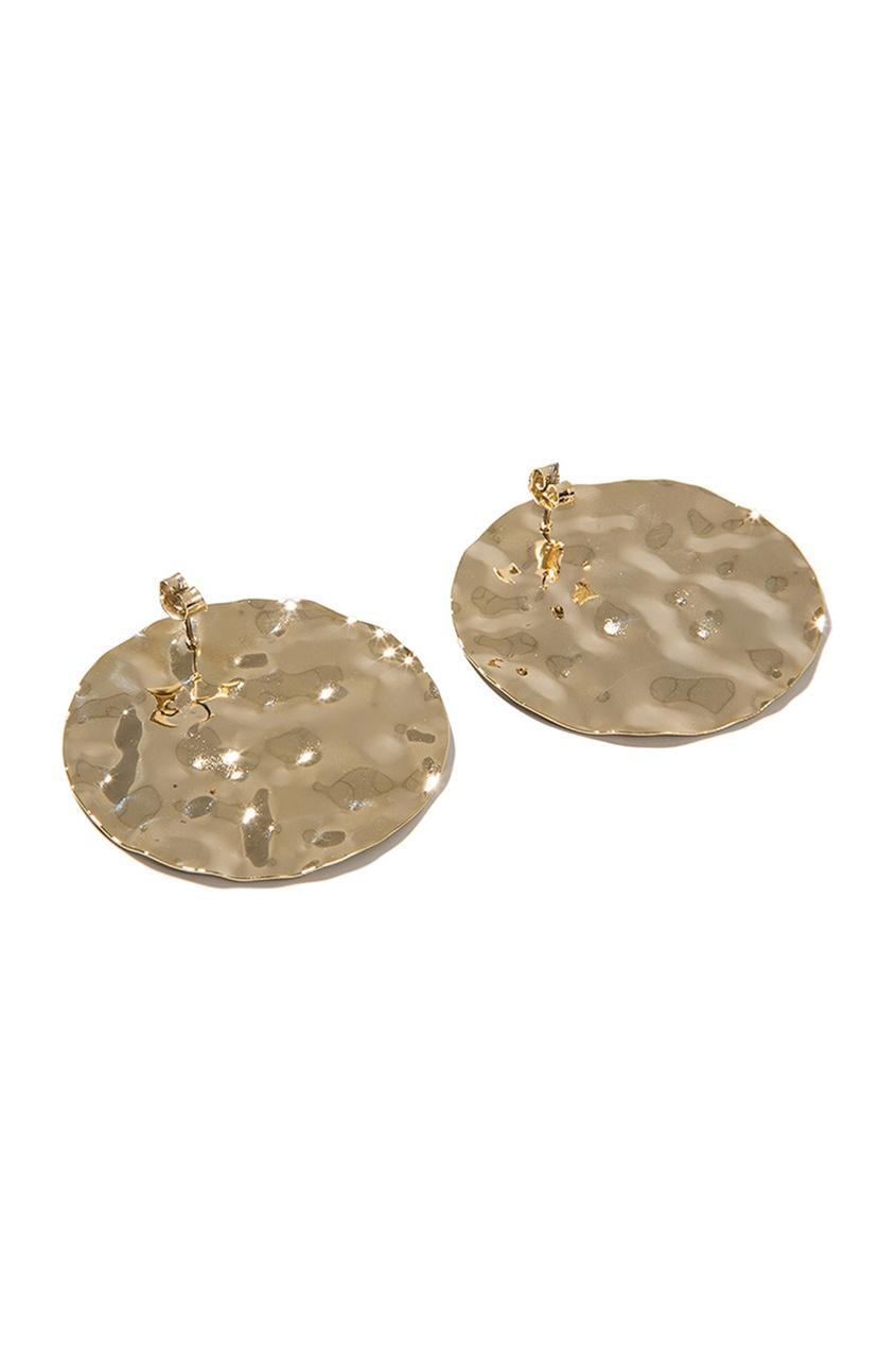 Exclaim Круглые рельефные серьги конфеты круглые с ромом купить в иркутске