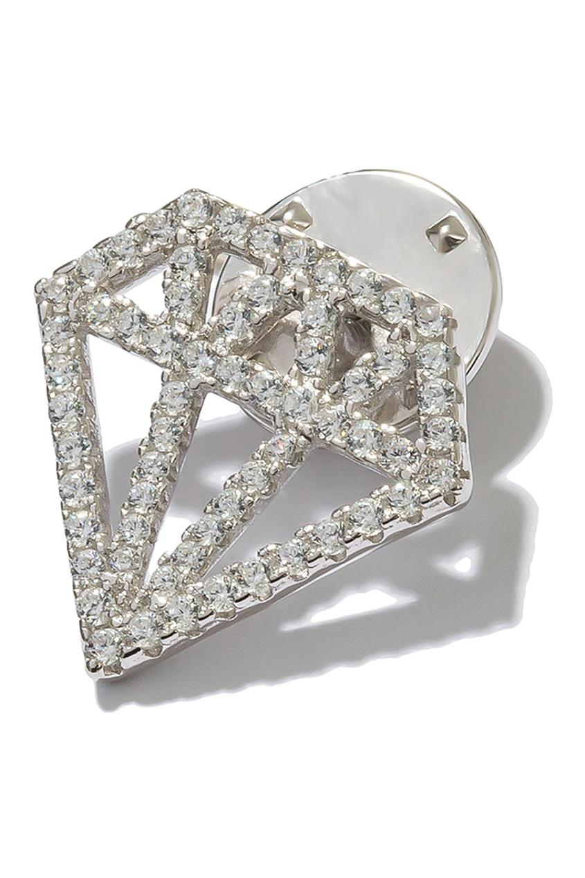 Exclaim Брошь в виде бриллианта