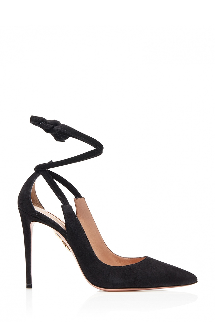 Aquazzura Черные туфли Milano Pump 105 lx pump ea320 ea350 pump wet end pump body