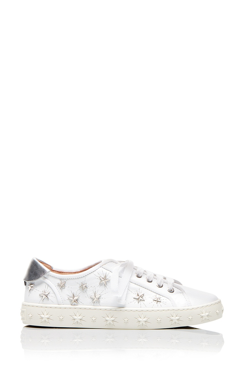 Aquazzura Кеды с заклепками Cosmic Stars Sneaker