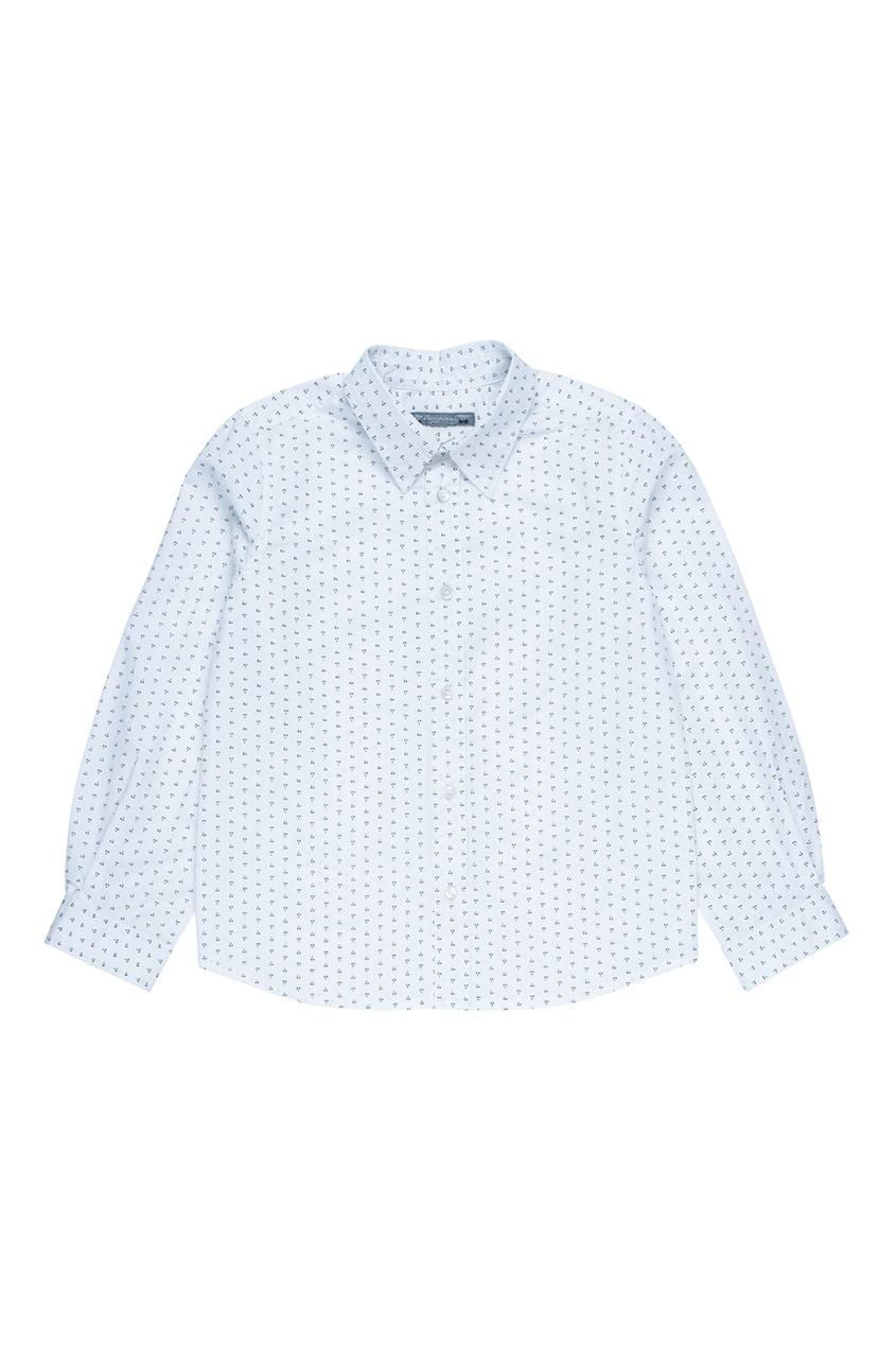Bonpoint Белая хлопковая рубашка ACTEUR осенние новый пиджак обрезанное корейской версии новый осенний износ тонкая белая рубашка леди рукава белая рубашка
