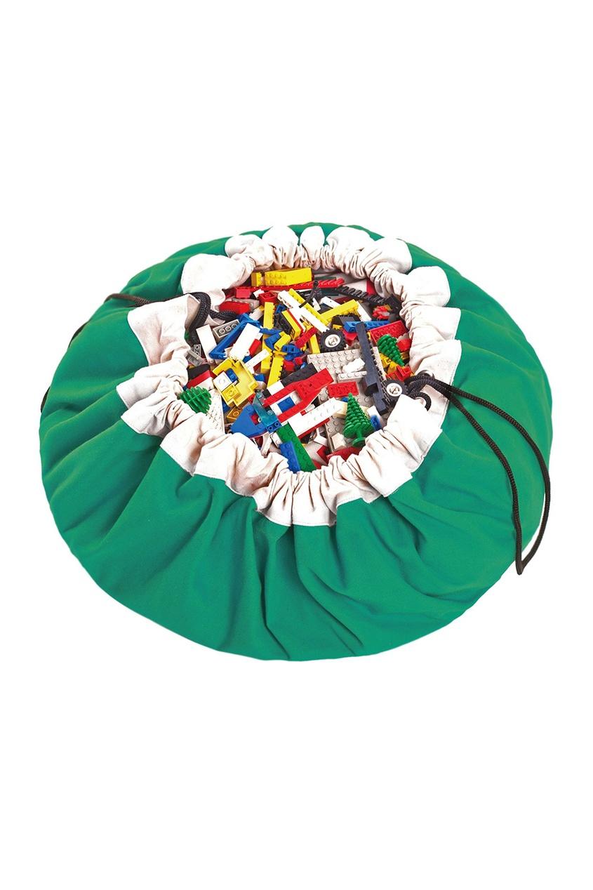 Play&Go Зеленый мешок для хранения игрушек женские часы go girl only go 694923