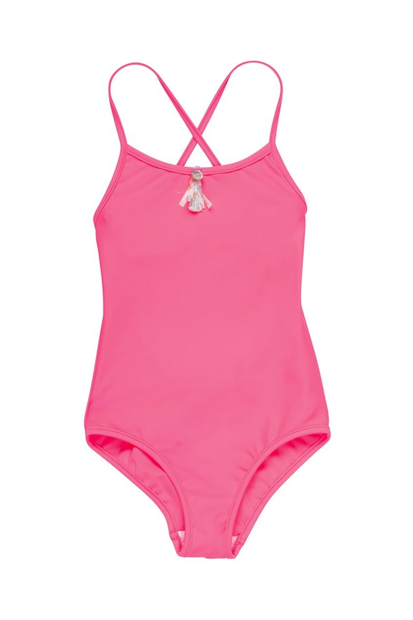 Bonpoint Слитный купальник клубничного цвета слитный купальник sorella купальник animal instinkt