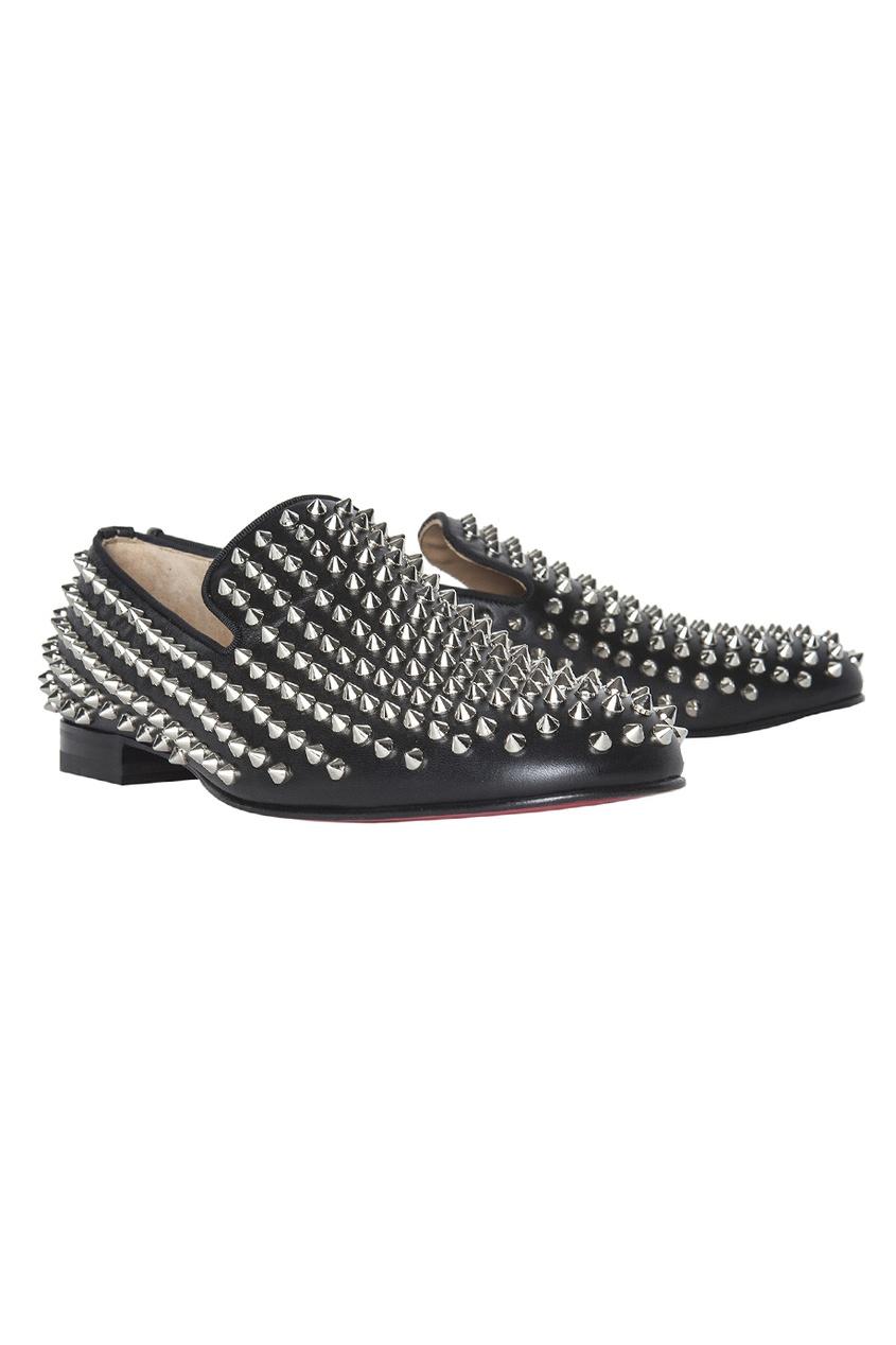 Мужские туфли Rollerboy Spikes Flat