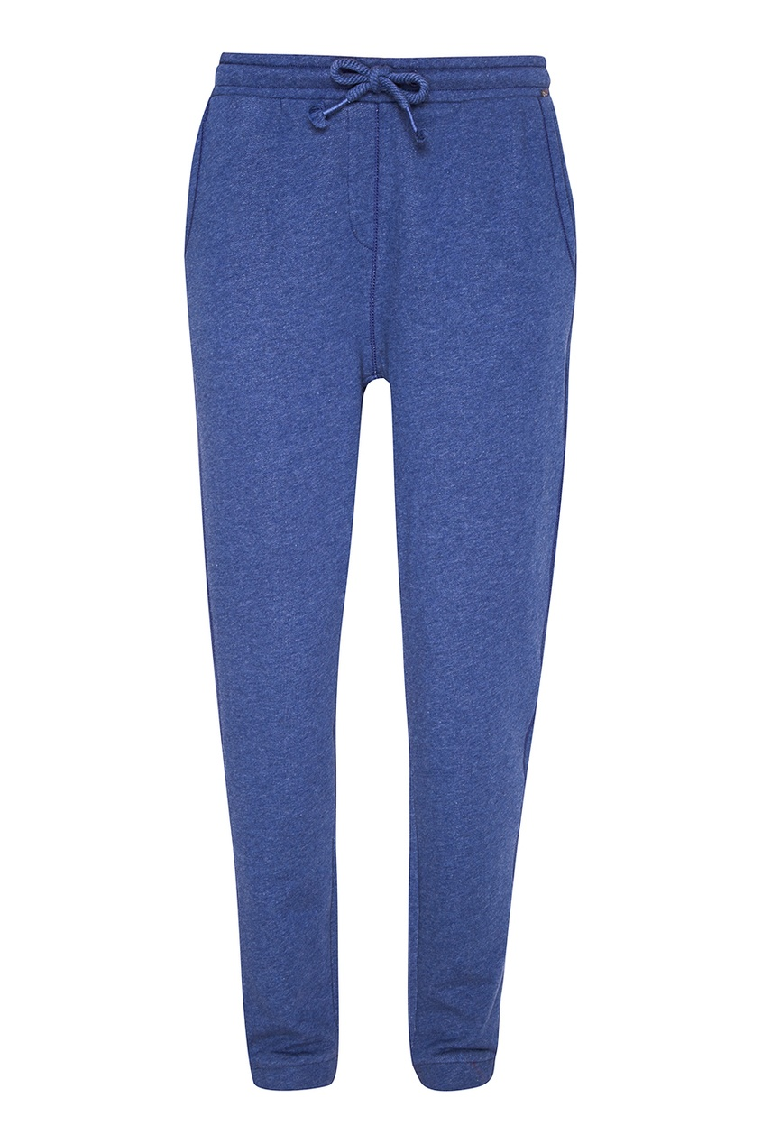 Napapijri Синие хлопковые брюки etro синие хлопковые брюки