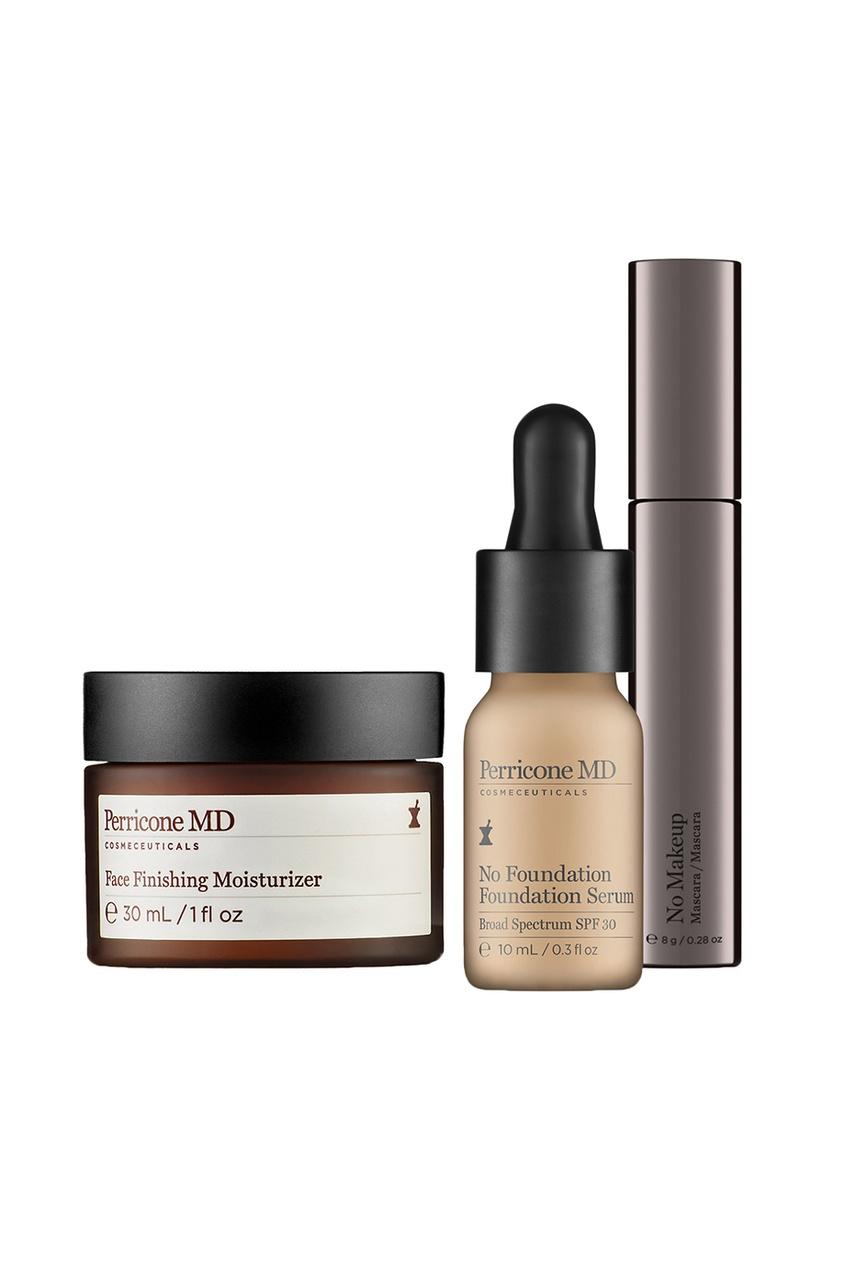 Perricone MD Базовый набор для макияжа тушь для ресниц isadora hypo allergenic mascara 02