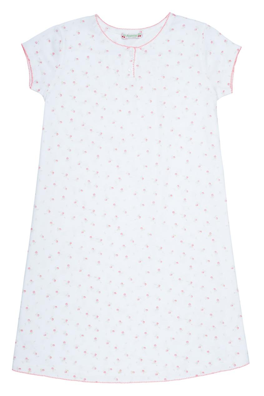 Bonpoint Ночная сорочка из хлопка ночная сорочка quelle buffalo 413243