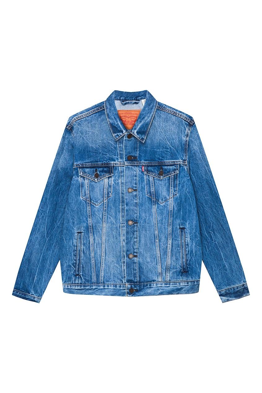 Levi's® Куртка из «вареного» денима THE TRUCKER JACKET HAVENS