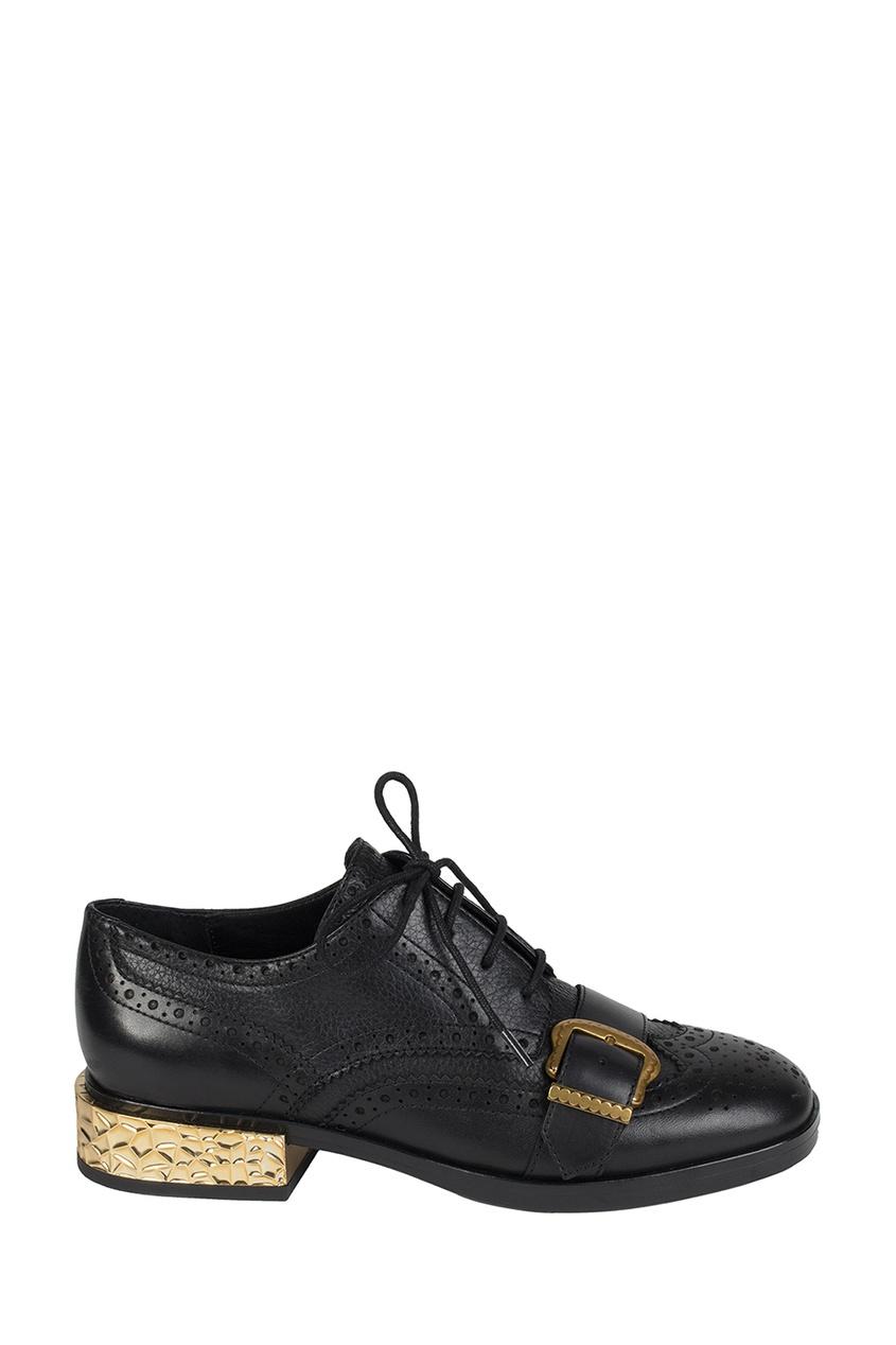 ASH Черные ботинки с перфорацией Freak ботинки ash ash as069awumt36
