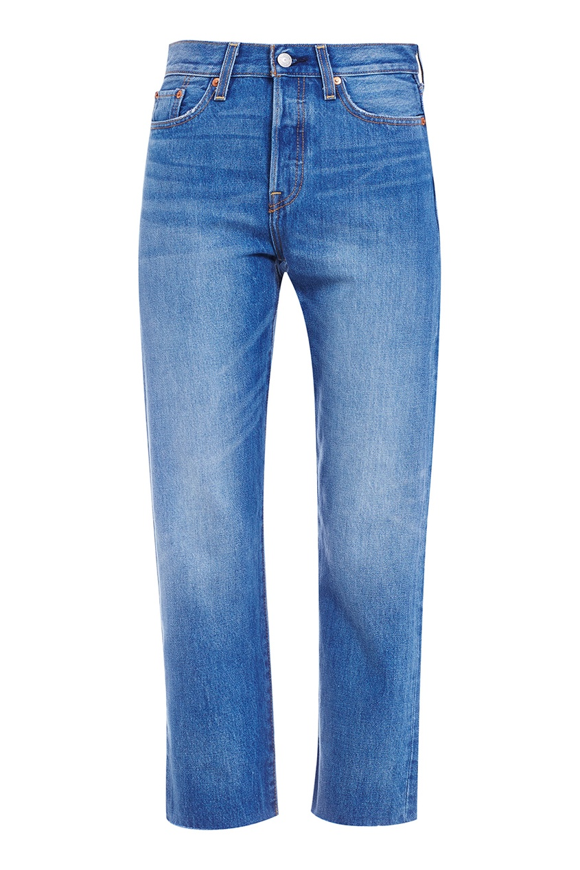 Levi's® Прямые синие джинсы WEDGIE STRAIGHT PARTNER IN CRIME джемпер levi's® 3481300010