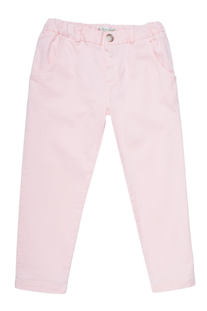 Bonpoint Розовые джинсы CACTUS2 bonpoint вельветовые розовые брюки cookie