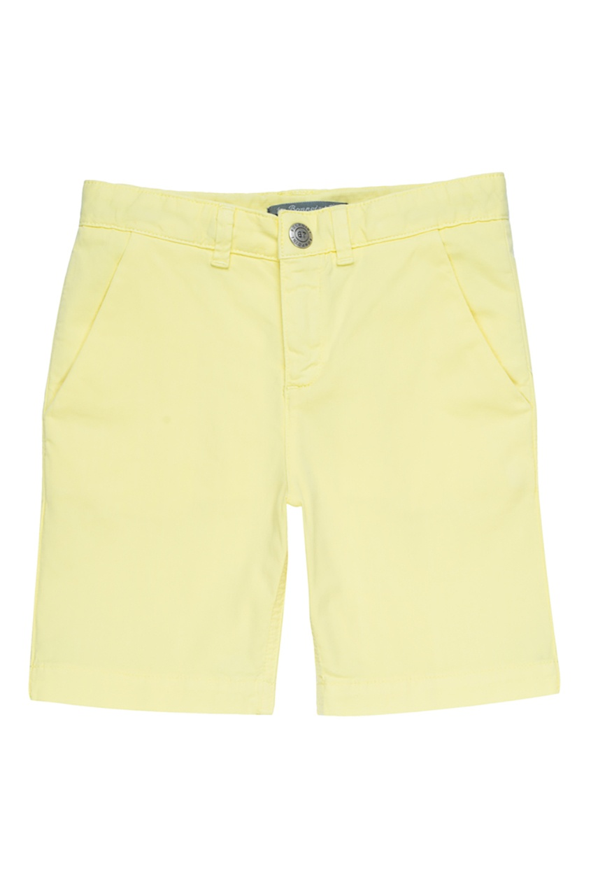 Bonpoint Шорты желтые CALVIN1 шорты бермуды gas шорты бермуды