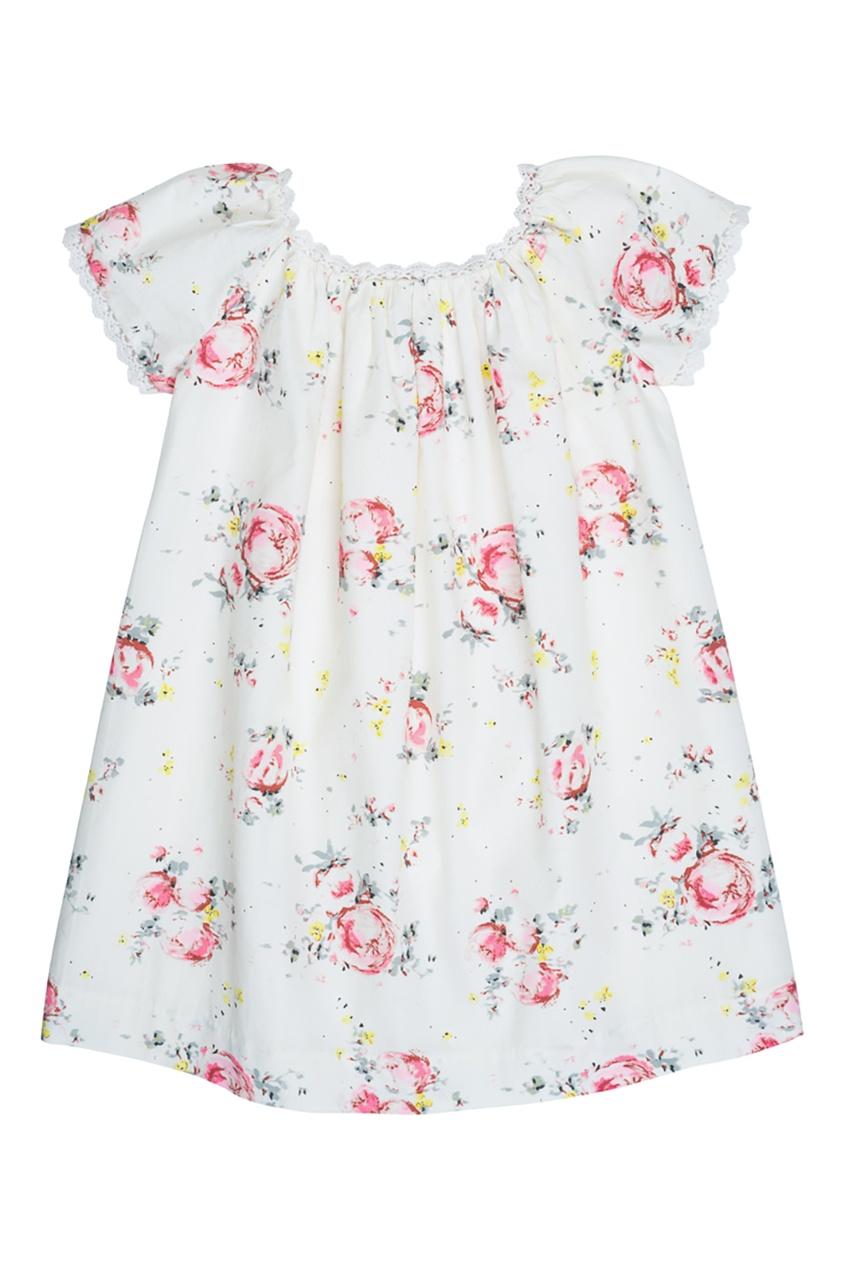 Хлопковое платье GIANNA1