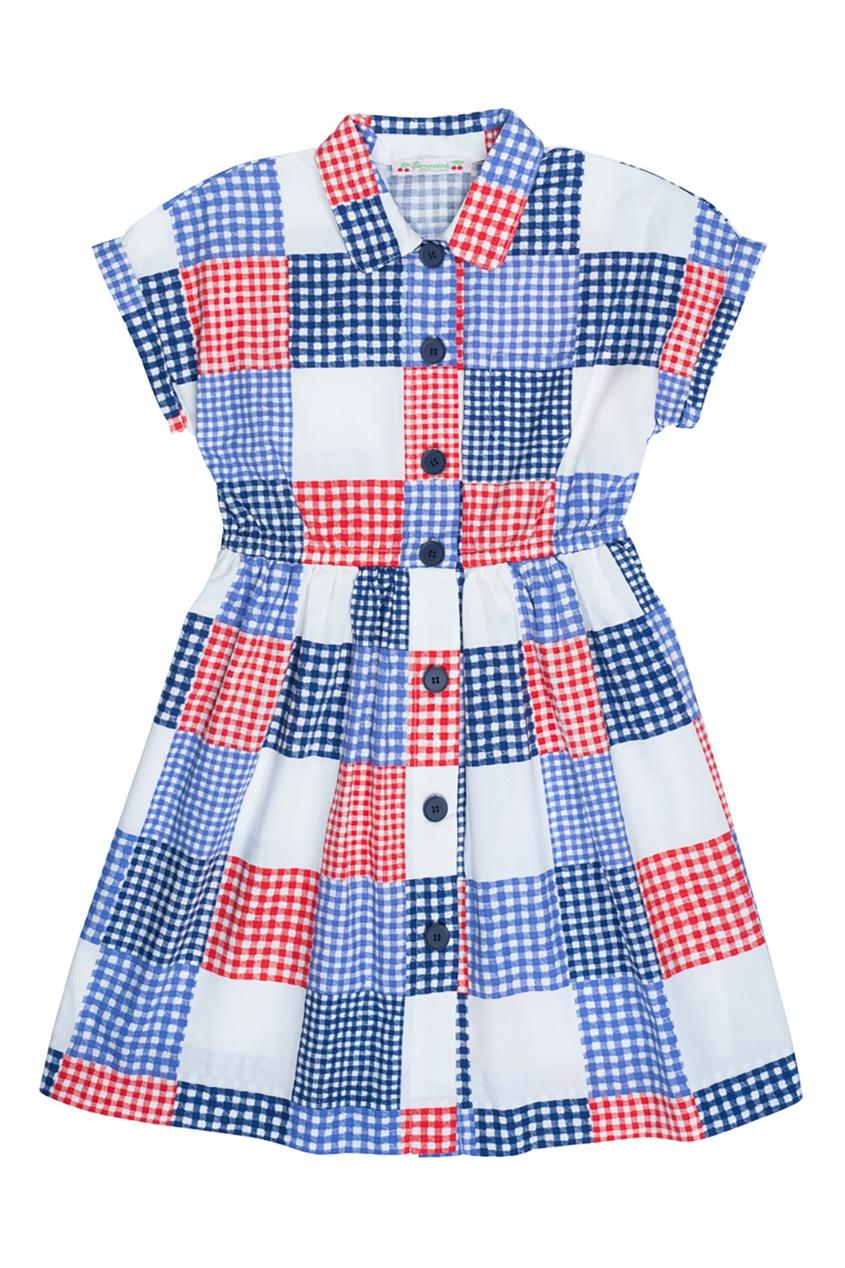 Хлопковое платье GISELLE