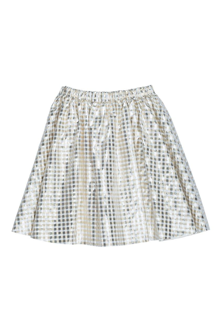 Bonpoint Жаккардовая юбка в клетку EPICE bonpoint жаккардовая юбка в клетку epice