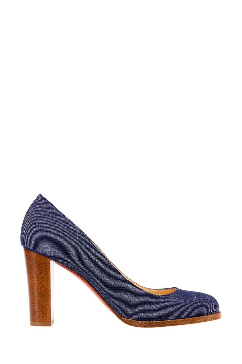 Джинсовые туфли London Buche 85