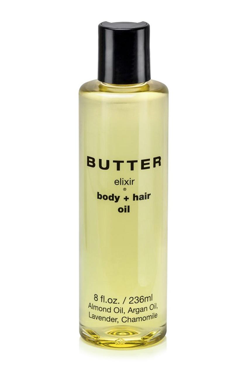 BUTTERelixir Универсальное масло для тела и волос, 240 ml масло тик так детское д массажа и ухода 250мл