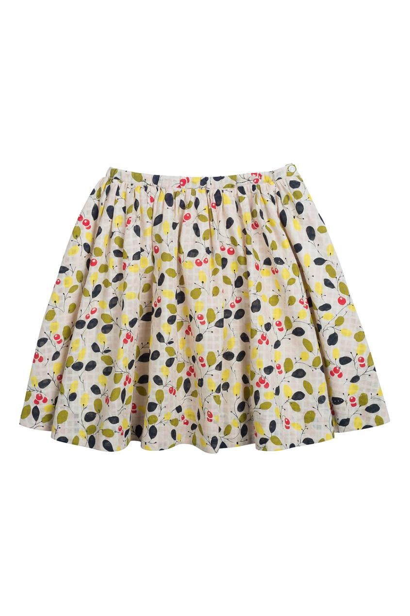 Бежевая юбка LILO