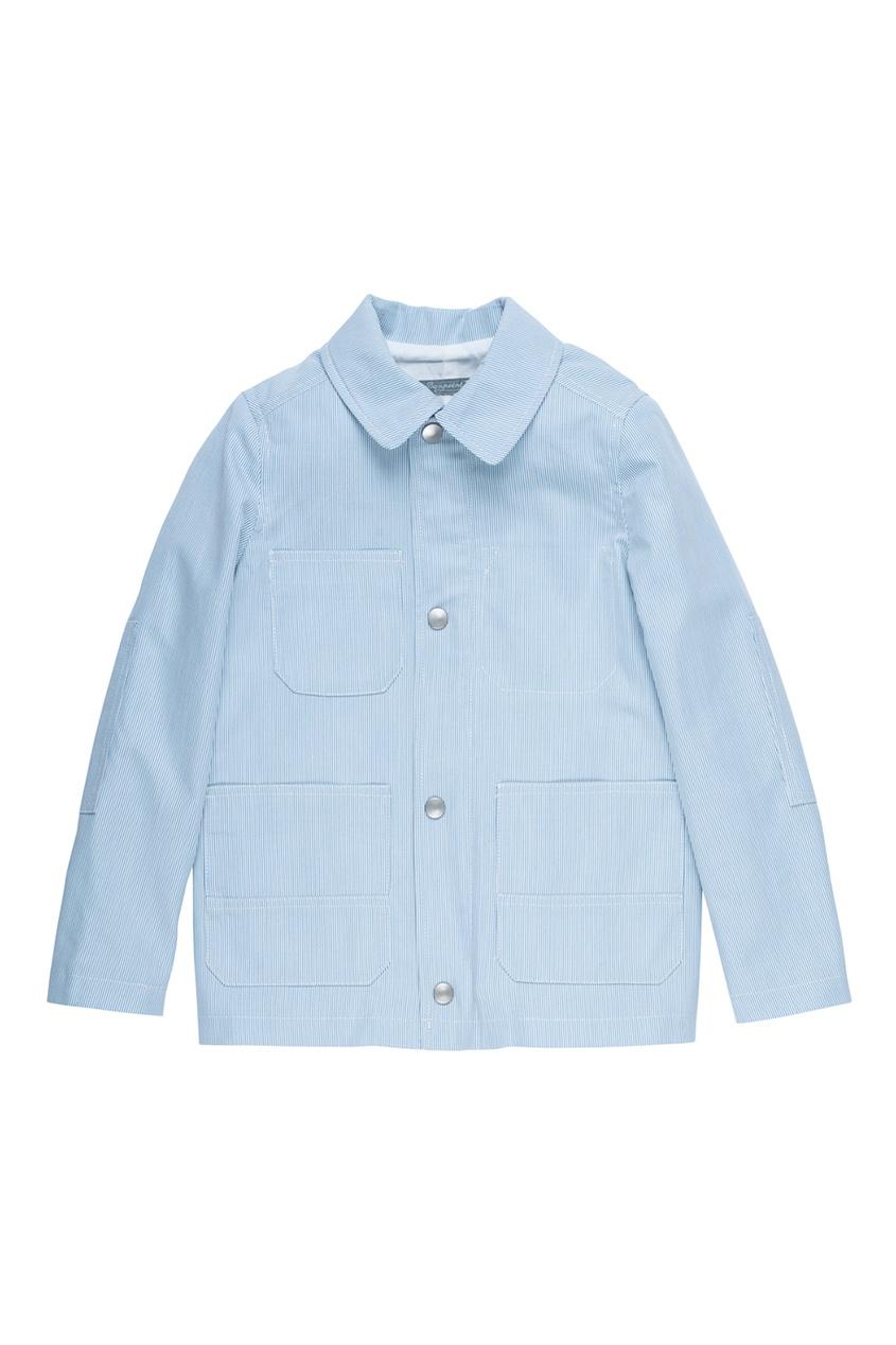 Bonpoint Хлопковая куртка GERMAIN