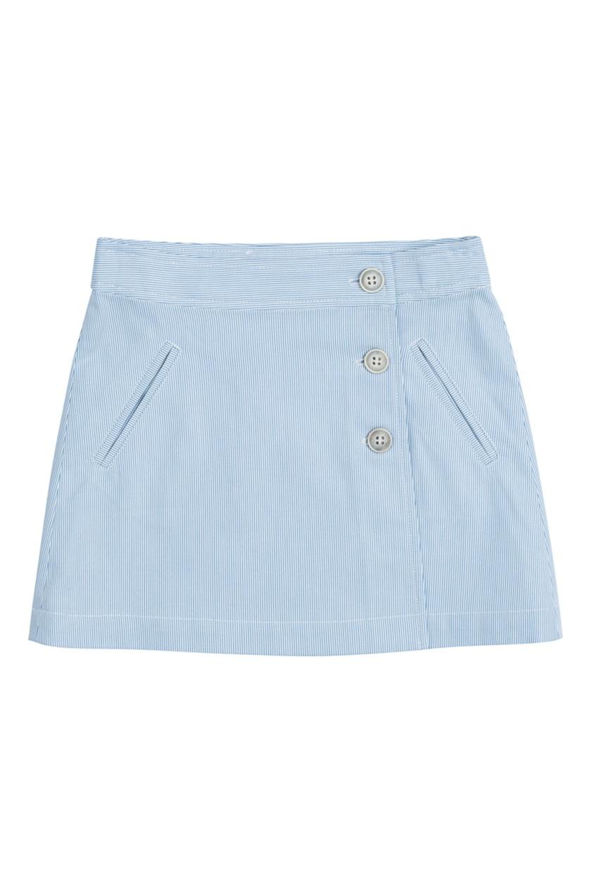 Хлопковая юбка GRAF