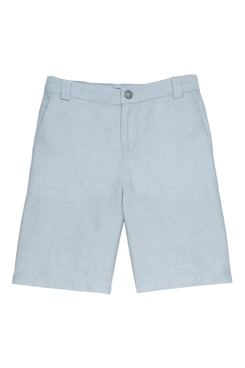 Серые шорты ELYAS