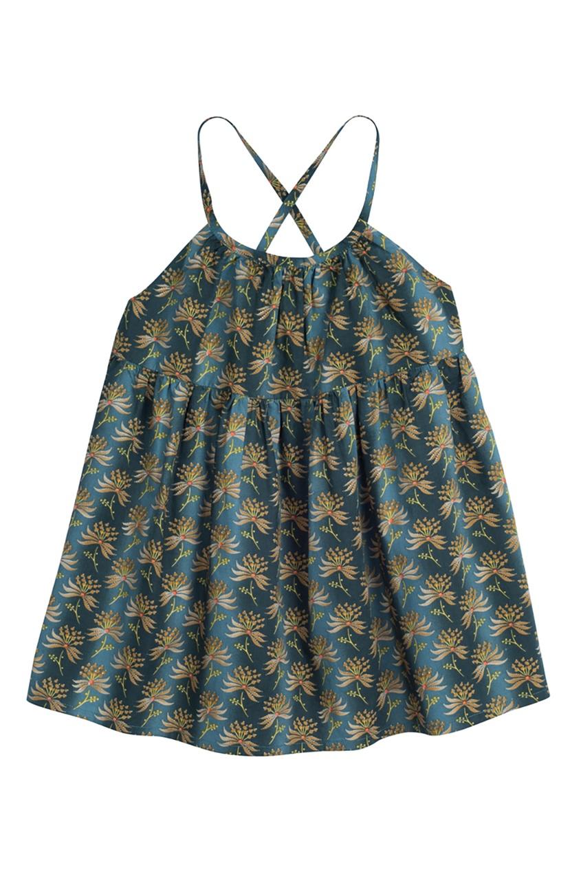 Поплиновая блузка GAELLIA