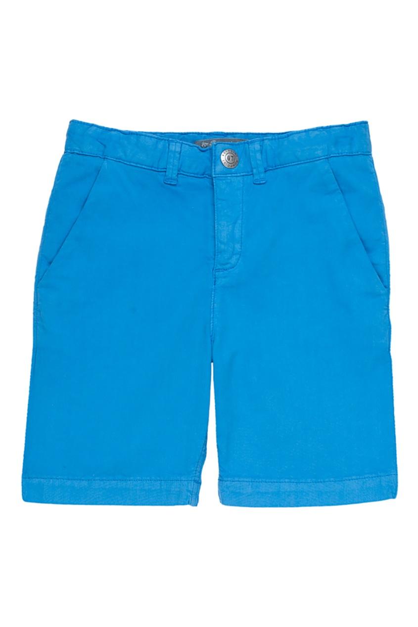 Bonpoint Шорты из синего хлопка CLOVIS летняя шина nexen nfera su1 xl 215 45 r17 91w