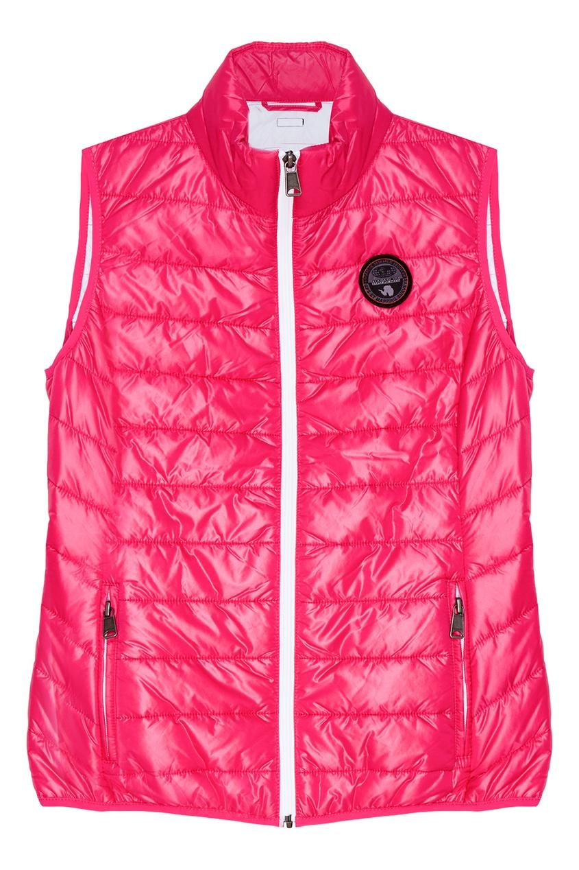 Napapijri Розовый жилет в спортивном стиле жилет утепленный napapijri napapijri na154ewvsz29