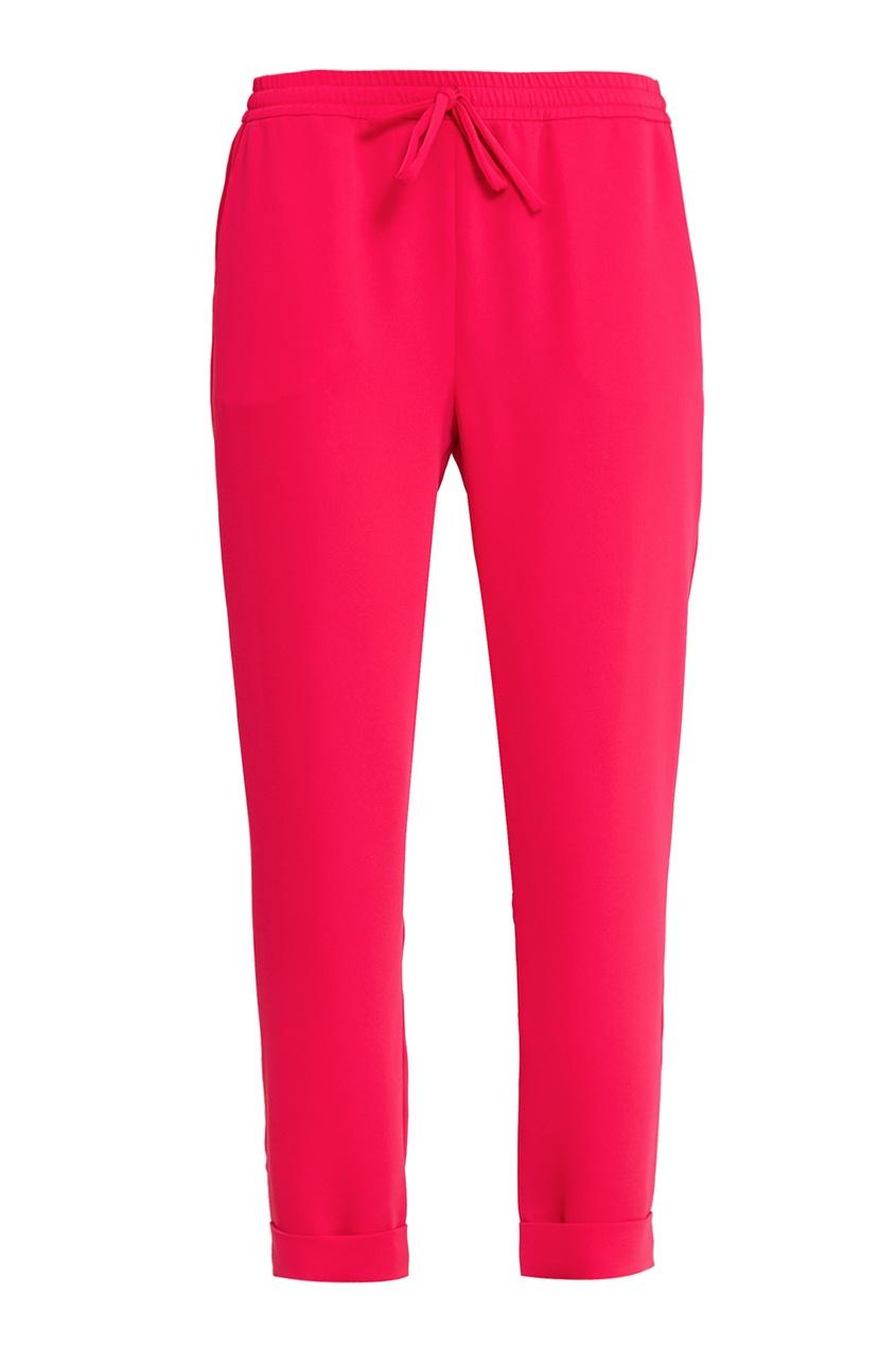 P.A.R.O.S.H. Розовые брюки со шнурком