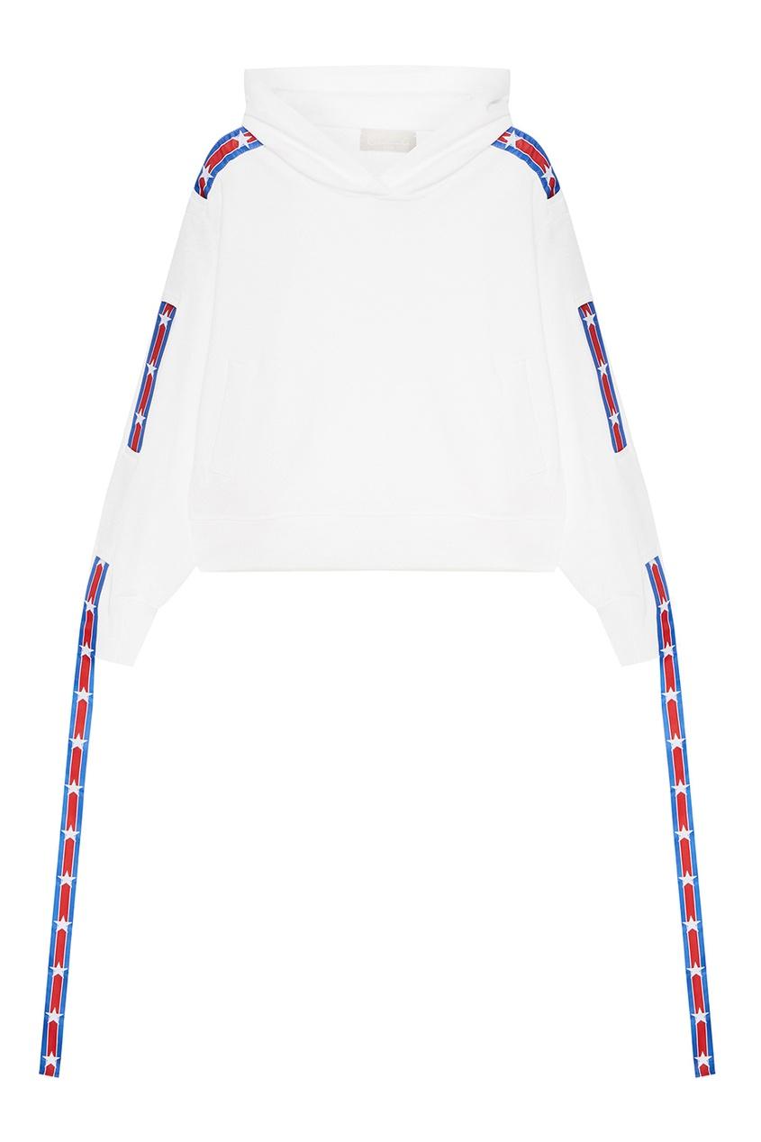 Constance. C Худи с цветной отделкой constance c белые брюки с кнопками