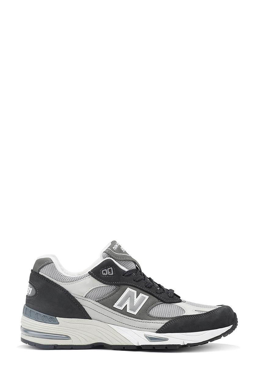 New Balance Контрастные кроссовки 991 купить new balance u420ukg в сургуте
