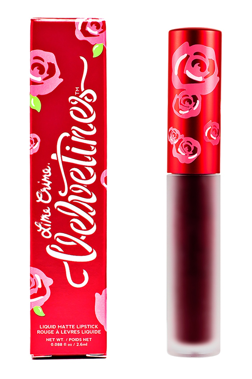 Lime Crime Матовая помада VELVETINES DREAM GIRL 2,6 ml lime crime матовая помада velvetines wicked 2 6 ml