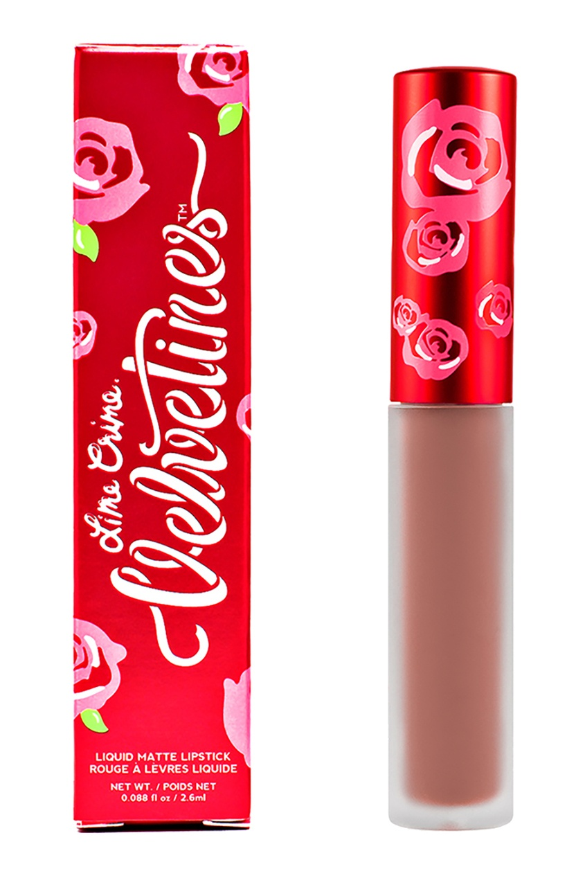 Lime Crime Матовая помада VELVETINES BUFFY 2,6 ml lime crime матовая помада velvetines wicked 2 6 ml