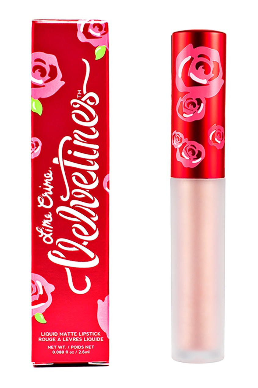 Lime Crime Металлическая помада VELVETINES BLONDIE 2,6 ml blondie – pollinator 2 lp